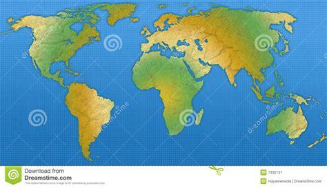 Globe Agar Agar Green 7g blue and green globe map stock image image 7330131