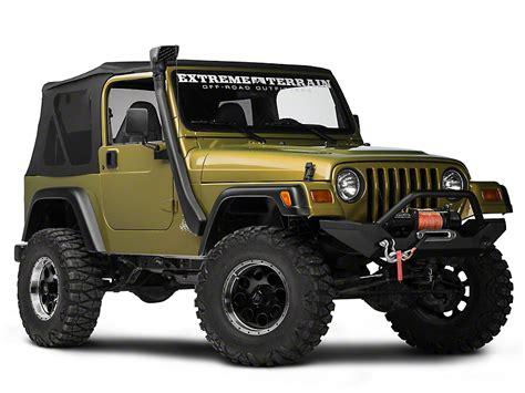 Used Jeep Wrangler Ta Redrock 4x4 Wrangler Snorkel J102772 00 06 4 0l Wrangler