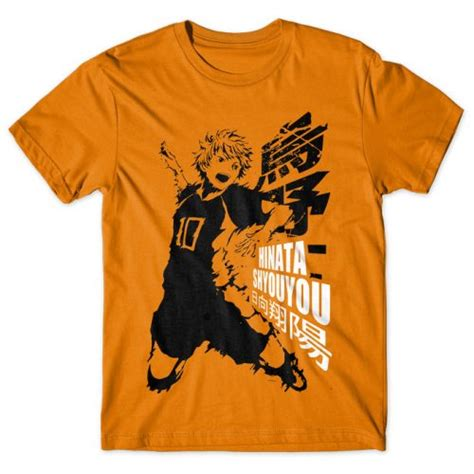 Kaos Hinata chicken garment anime hobby unique t shirt