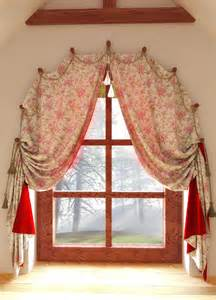 Curtains For Windows With Arches 20 Arch Window Curtains And Tips On Arched Window Treatments