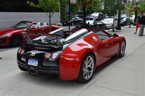 2012 bugatti veyron grand sport stock 95052 for sale