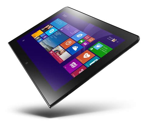 Lenovo Tablet 10 psref think tablets convertibles thinkpad 10