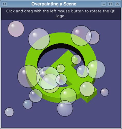 qt opengl tutorial 2d qt 4 6 overpainting exle