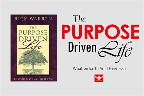 the purpose driven life 031033750x purpose driven life main cus christian union