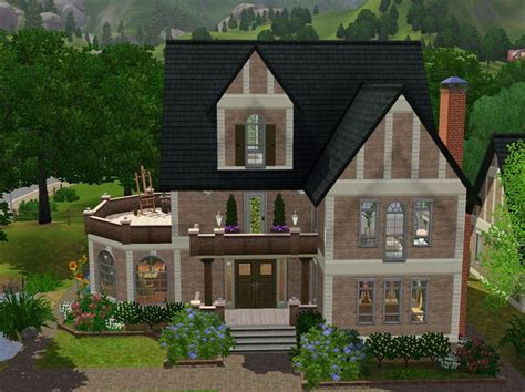 fully decorated homes mod the sims hton house fully decorated 4 bedroom