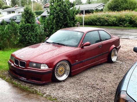 Alte Serie Motorrad by Calypsorot Bmw E36 Coupe On Fantastic 17 Bbs Rs Cult