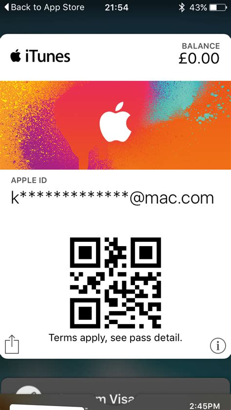 Add Apple Gift Card To Wallet - guide how to set up and use apple pay in ios 9 s wallet app tapsmart