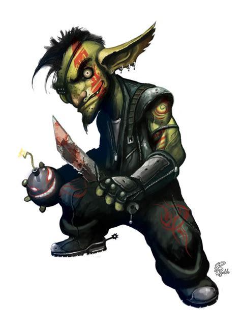 concept art goblin  shiprockdeviantartcom