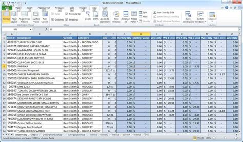 Free Property Management Spreadsheet Excel Template For Tracking Rental Income And Expenses Rental Property Spreadsheet Template Excel