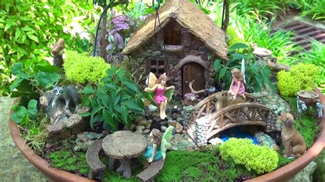 fairy gardens  dave forehand youtube