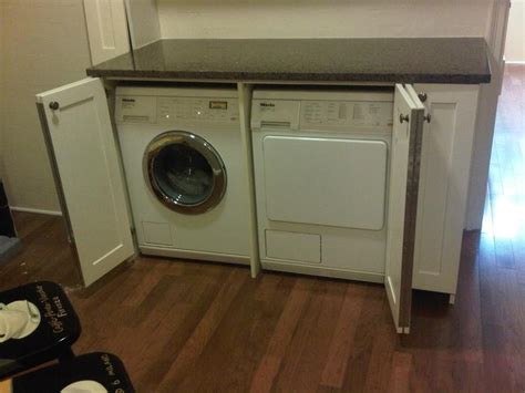 how to hide washer and dryer hiding washer and dryer for the home pinterest