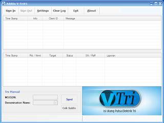 Software Server Pulsa Otomax 3 1 4 Lengkap Addon V Tri Support Semua Software Pulsa Lapaksofware