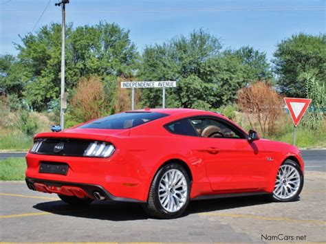 new 5 0 mustang price brand new ford mustang 5 0 gt fast back v8 namibia