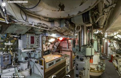 u boat captains quarters google sub view explore chatham s last naval submarine