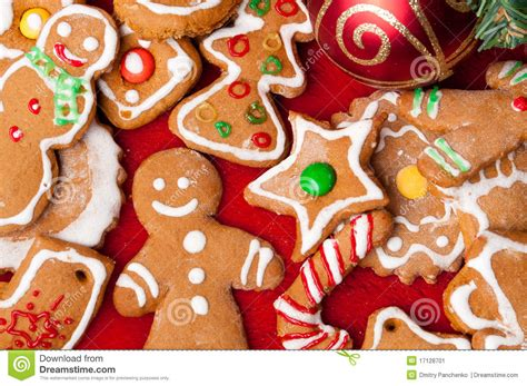 wwwgooglecom beautiful vintage christmas cookies this is a biscuit cookies stock image image 17128701