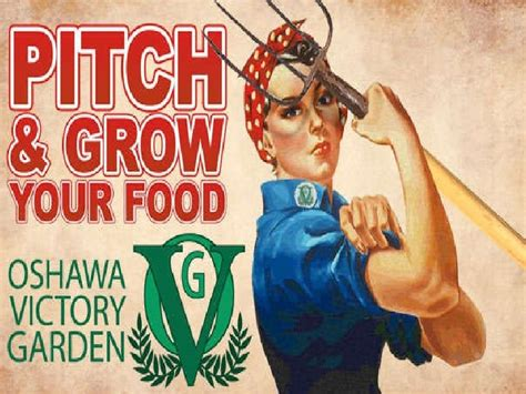 victory garden and rationing in canada