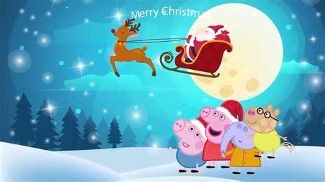 peppa pig christmas     merry christmas peppa pig christmas   youtube