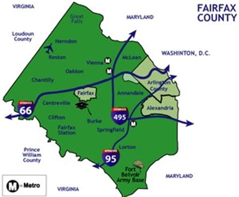 Fairfax County Records Real Estate Fairfax County House Property Search Va Real Estate Map Of Homes For Sale