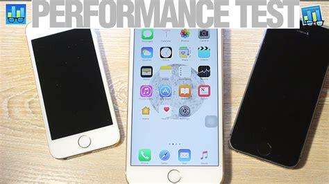 ios 10 2 beta 1 iphone 6s performance test geekbench 3 geekbench 4