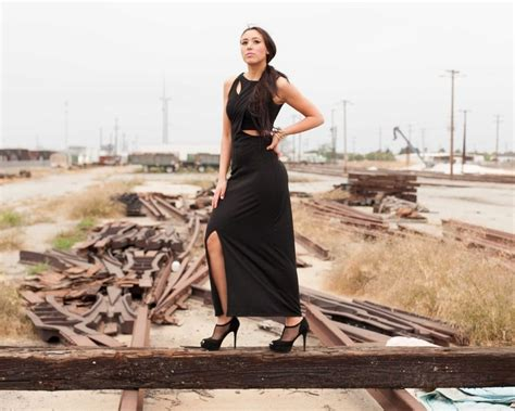 Mm Dress Sabrina Kid Fanta sabrina cadriel model modelmayhem