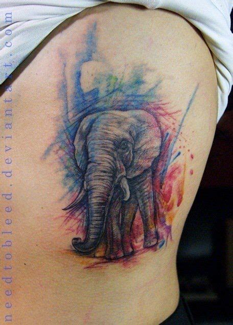 elephant tattoo for guys the powerful meaning of elephant tattoos ratta