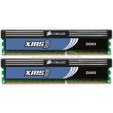 Ram Corsair 8gb Ddr3 corsair xms3 8gb 2x4gb ddr3 pc3 12800c9 160 ocuk