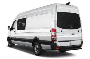 Sprinter Mercedes 2016 Mercedes Sprinter Reviews And Rating Motor Trend