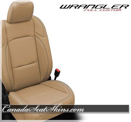 jeep yj seats canada 2019 jeep wrangler leather katzkin custom seats the