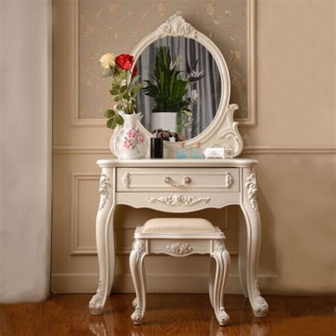 bedroom set with vanity dresser style bedroom furniture ivory dressing