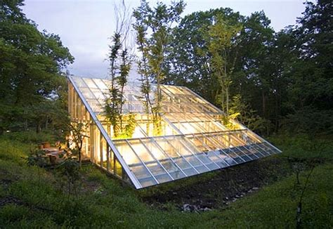 eco green house design camouflage house a greenhouse residence inhabitat sustainable design innovation