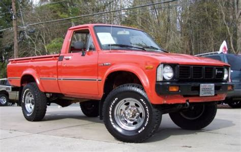 Toyota 4x4 For Sale 1980 Toyota 4x4 4 Speed Survivor For Sale