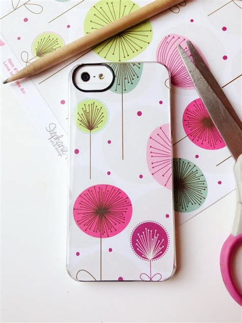 mobile cover design homemade 30 diy phone case tutorials and ideas 2017