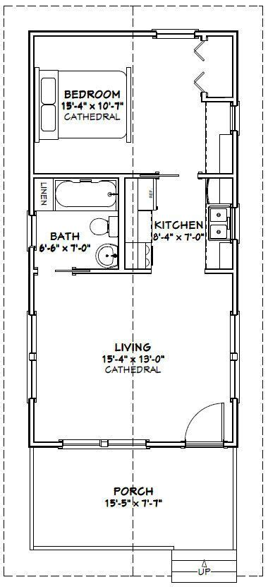 12 20 tiny houses pdf floor plans 452 sq excellentfloorplans in 16x32 tiny houses 511 sq ft pdf floor by