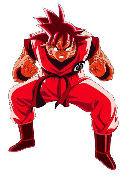 imagenes goku kaioken goku kaioken im 225 genes dragon ball z