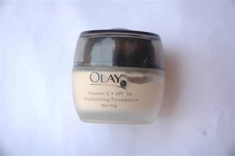 Olay Foundation olay vitamin e moisturizing foundation with spf 30 review