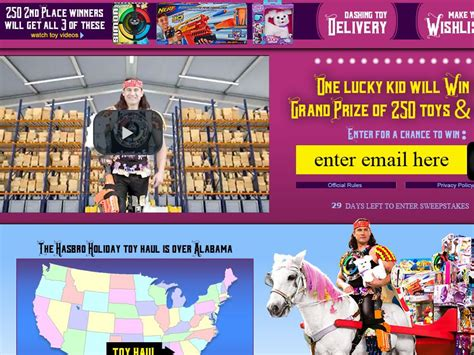 The View Holiday Sweepstakes - the cartoon network holiday sweepstakes