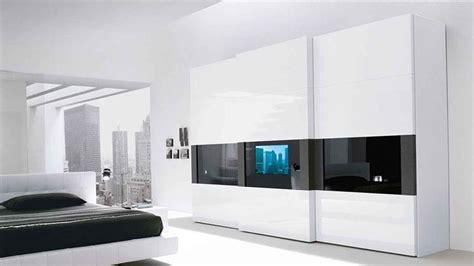 armadio con televisore armadio con tv la nuova frontiera dell arredamento