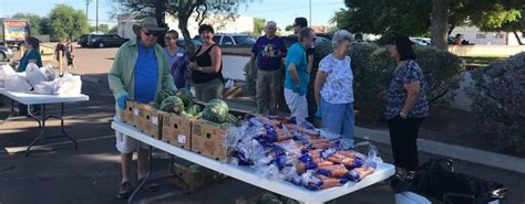 West Food Pantry by Home Desert Southwest Conference