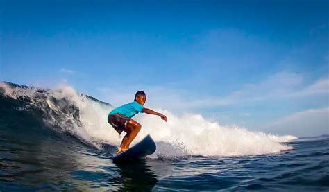 Surfing In by Surfing A Secret Spot In Catanduanes Escapologyescapology