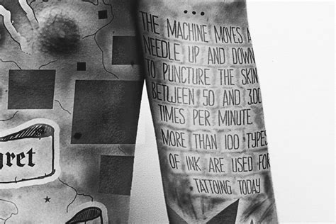 designboom history of tattoos tattoo infographic by paul marcinkowski