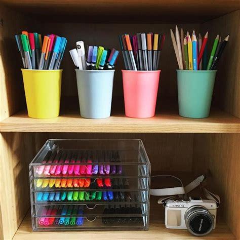school desk organization ideas 25 best ideas about stationary storage on