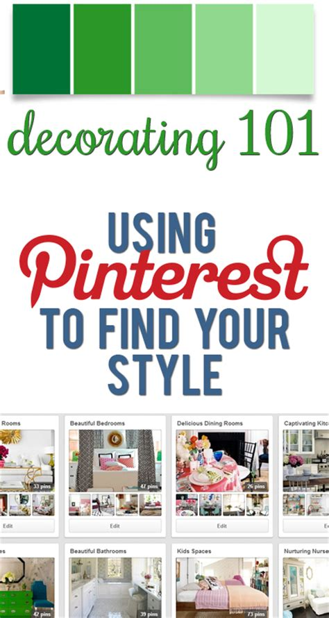 How To Determine Your Decorating Style How To Decorate How To Define Your Decorating Style