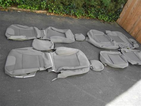 P1 Cover Nissan Sentra 1 6 purchase factory oem upholestry seat covers for 2007 2012
