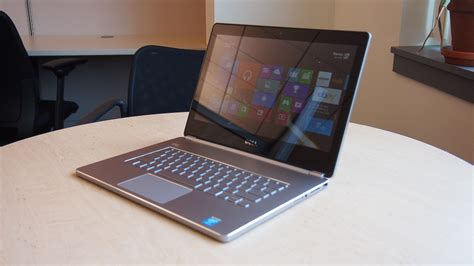 Laptop Dell Inspiron 14 7000 dell inspiron 14 7000 series review curvaceous competitor notebookreview