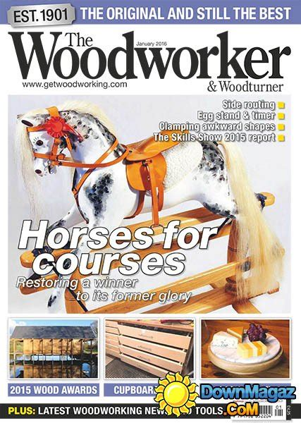 the woodworker woodturner magazine the woodworker woodturner uk january 2016 187