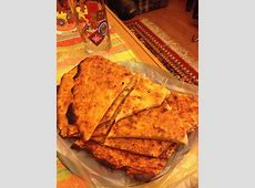 Faina-one of Anna's favorite foods-made with chickpea ... Uruguayan Milanesa