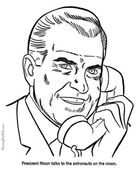 presidents coloring pages az coloring pages