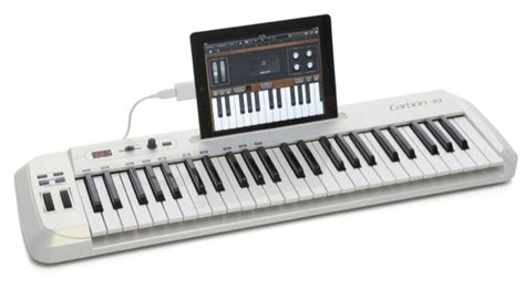 Garageband Usb Keyboard Carbon 49 Midi Controller Is Your Ready For Its