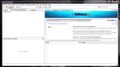 tutorial java gui netbeans netbeans java gui builder tutorial youtube