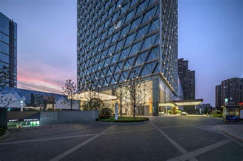 gallery of jiangxi nanchang greenland zifeng tower som 8 gallery of jiangxi nanchang greenland zifeng tower som 2